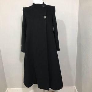 Harve Bernard Wool Dress Coat - Overcoat Size 6